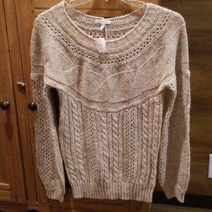 Maurice's sweater
